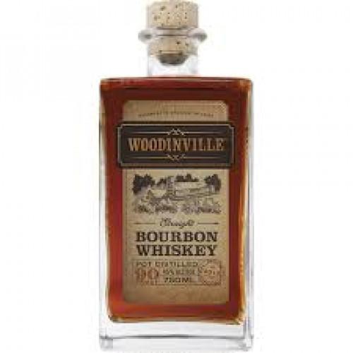Woodinville Straight Bourbon Whiskey 750ml