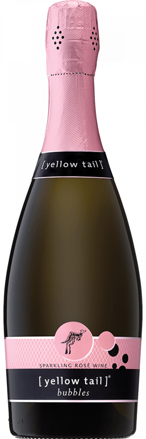Yellow Tail Bubbles Rose 750ml NV