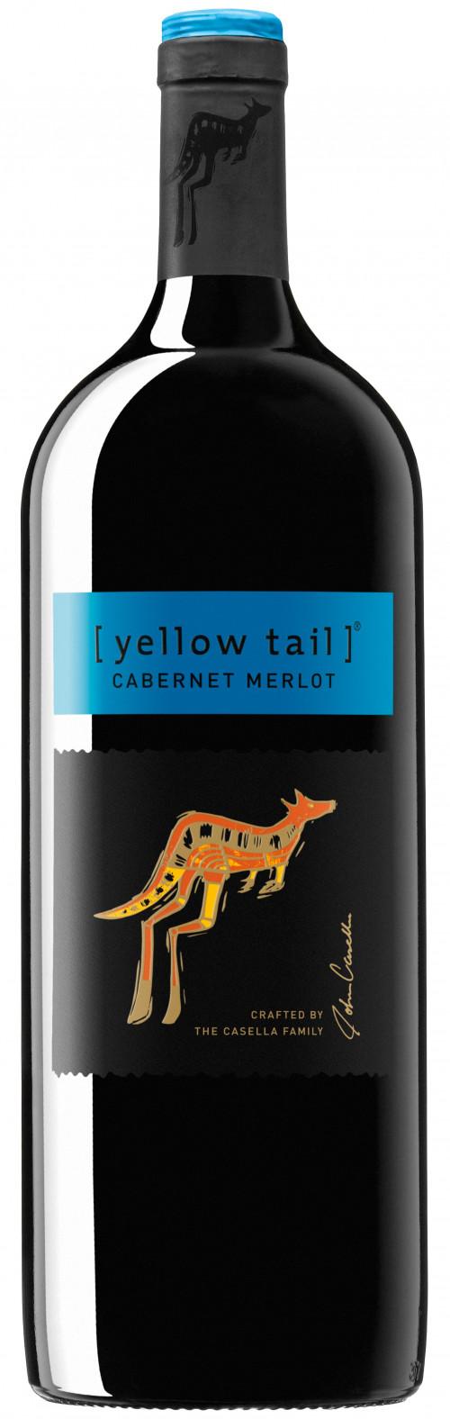 Yellow Tail Cabernet/Merlot 1.5L NV