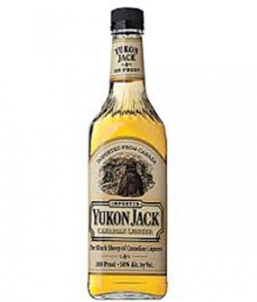 Yukon Jack 100 Proof Canadian Liqueur 1L