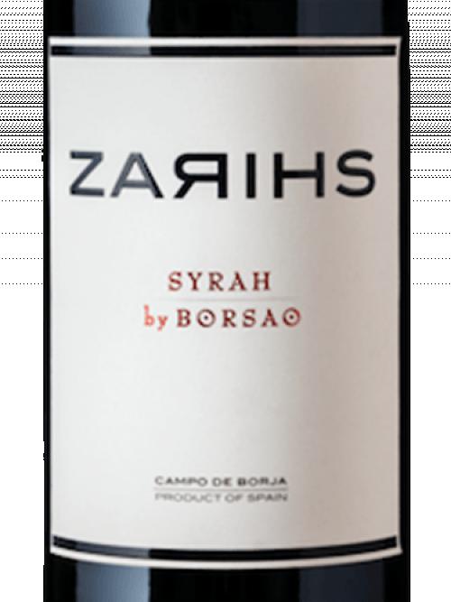 2016 Borsao Zarihs Syrah 750ml