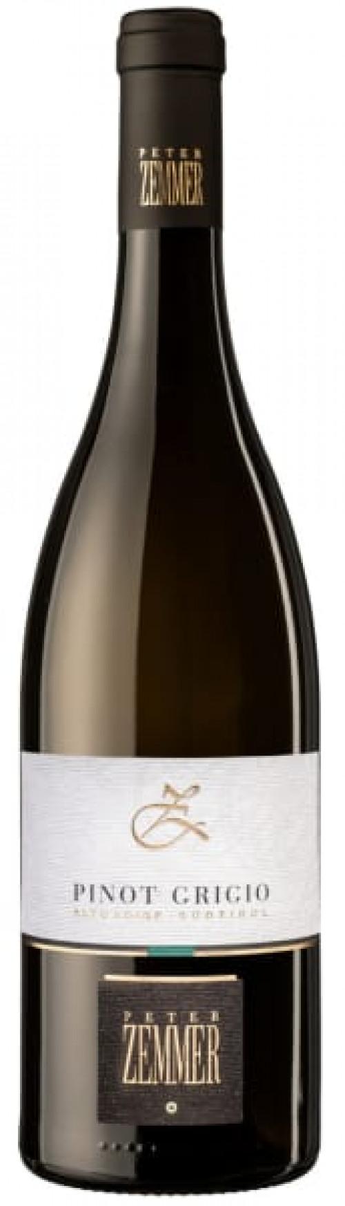 2020 Zemmer Pinot Grigio 750ml