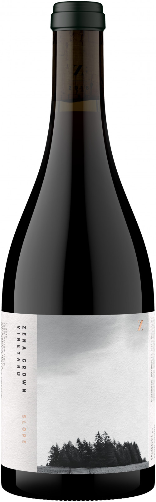 2016 Zena Crown The Slope Pinot Noir 750ml