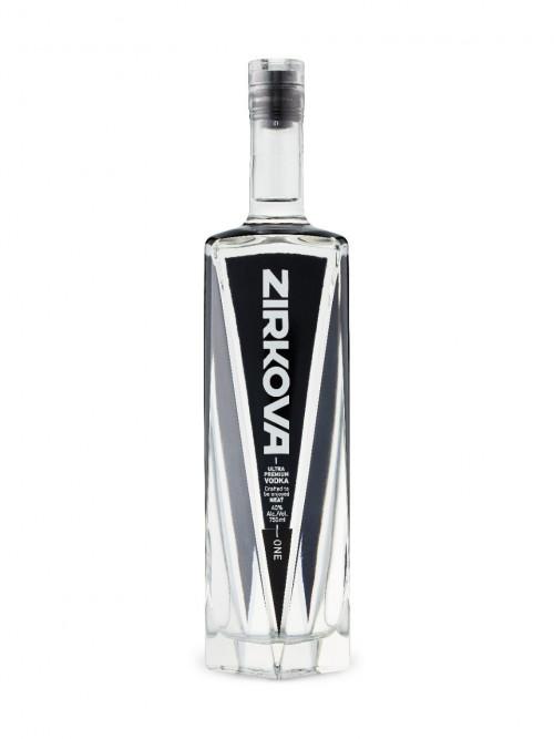 Zirkova One Ukrainian Vodka 1L