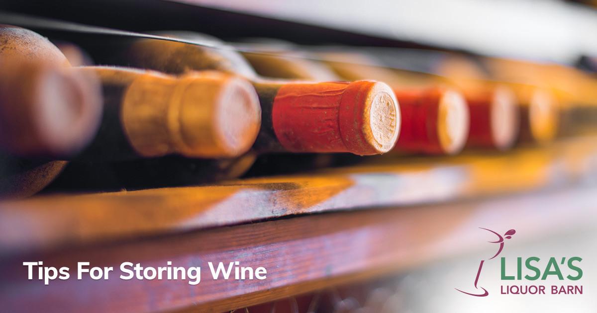 Tips on Proper Wine Storage for Optimal Results