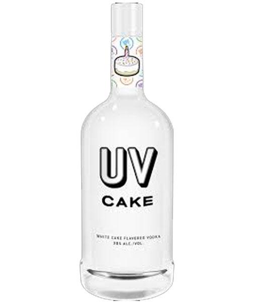 U.V. Cake Vodka 1.75L