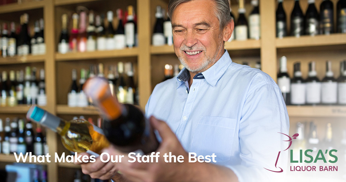 Why Lisa's Liquor Barn Staff is in a Class All Their Own