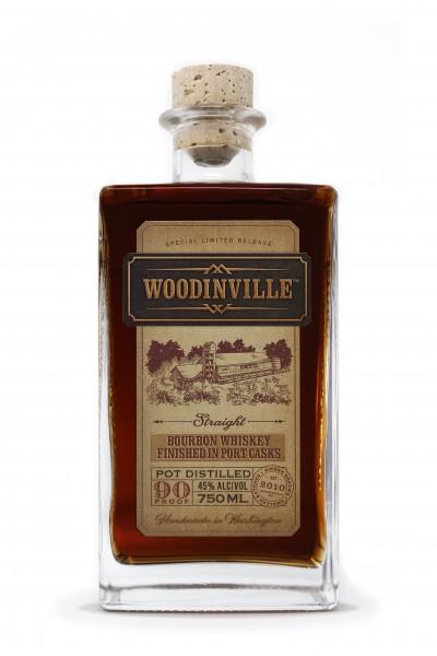 Woodinville Port Barrel Bourbon 750ml