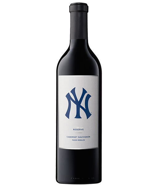 New York Yankees Label Cabernet Sauvignon Paso Robles 750ml NV