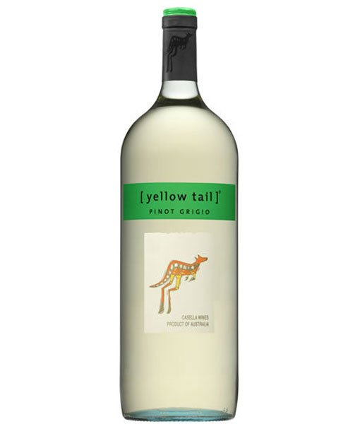 Yellow Tail Pinot Grigio 1.5L NV