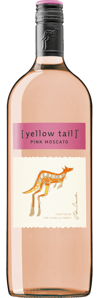 Yellow Tail Pink Moscato 1.5L NV