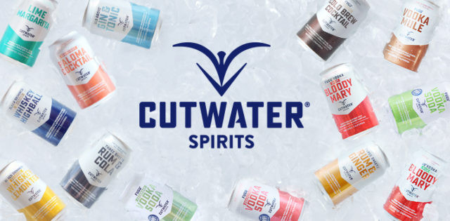 Cutwater Canned Cocktails Tasting