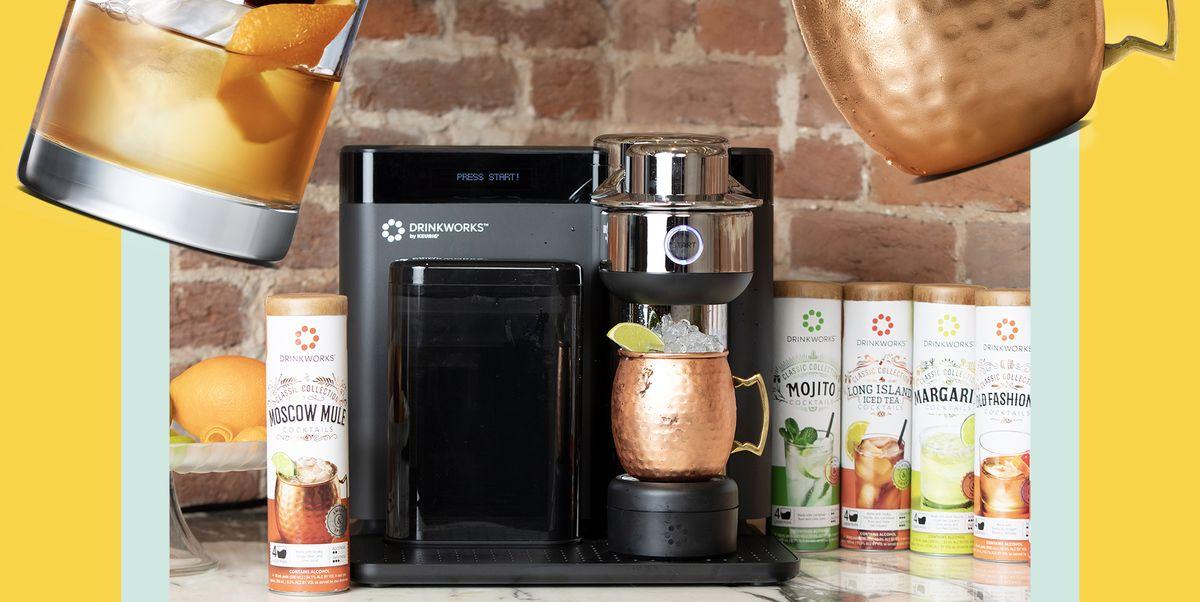 Free Demo & Tasting of Keurig Cocktail Machine
