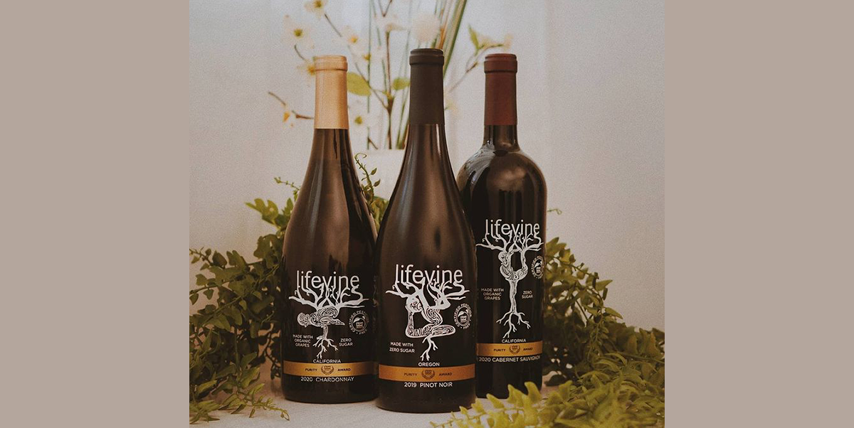 Free Tasting of Lifevine Lo-Cal Organic Wine