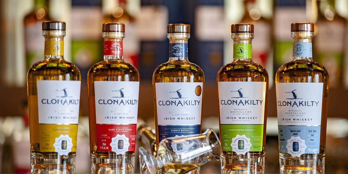 Free Tasting of ClonaKilty Whiskey