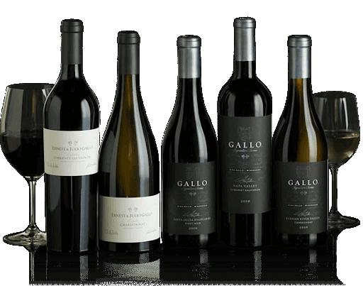 Free Tasting of Gallo Wines